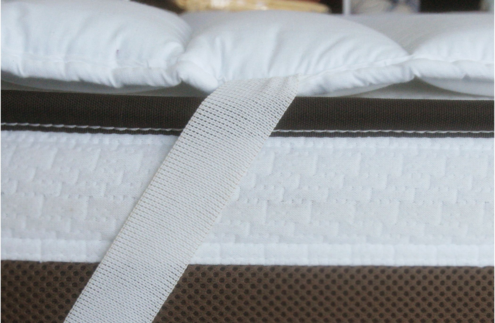 bed itm goose in all topper feather sizes down available mattress luxury matress cover